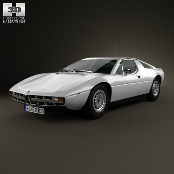 Maserati Merak 1972