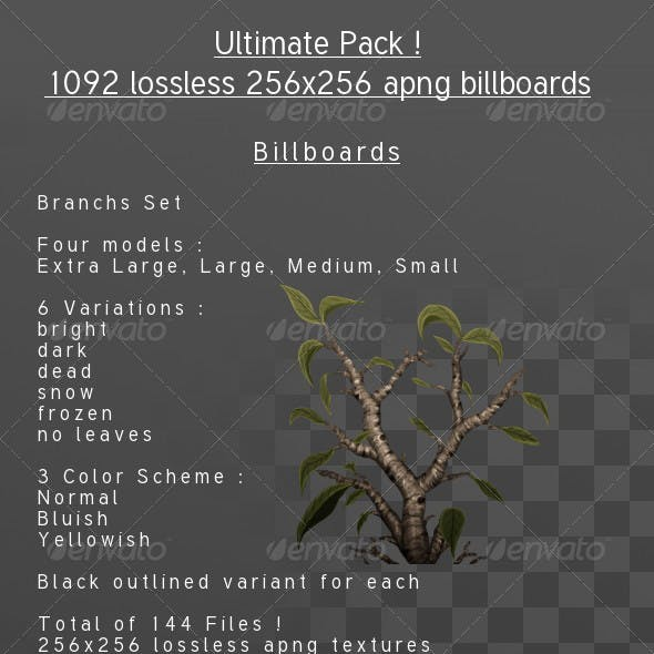 Grass Billboard Ultimate pack