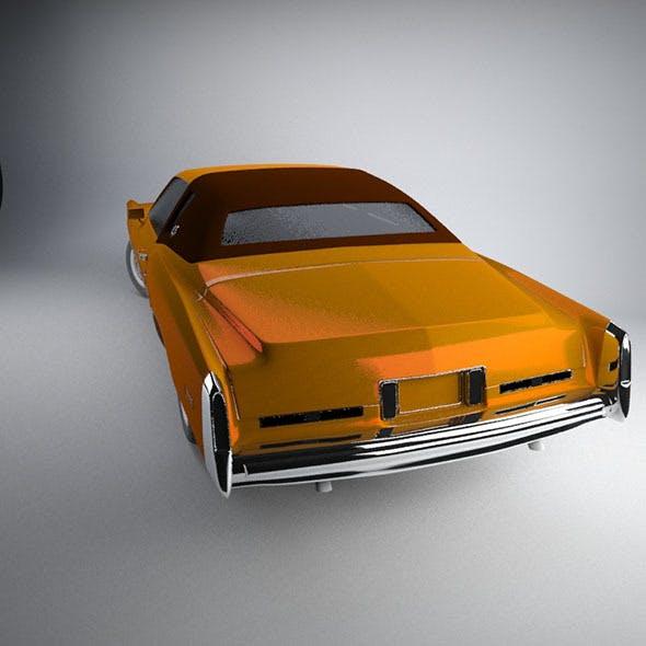 Cadillac Eldorado 1978 - 3DOcean Item for Sale