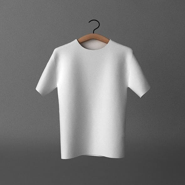 T-shirt / Cloth - 3DOcean Item for Sale