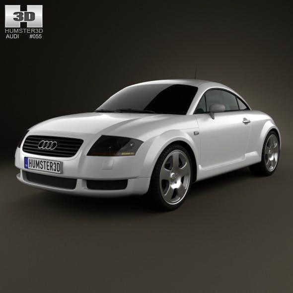 Audi TT Coupe (8N) 2003 - 3DOcean Item for Sale