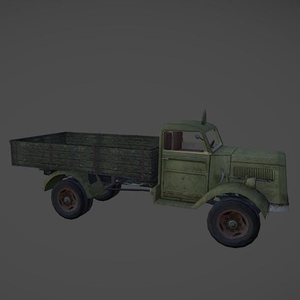 Blitz Opel Truck