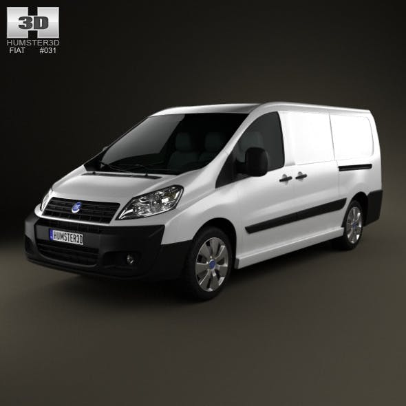 Fiat Scudo Panel Van L2H1 2011