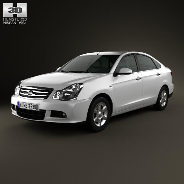 Nissan Almera (G11) 2012