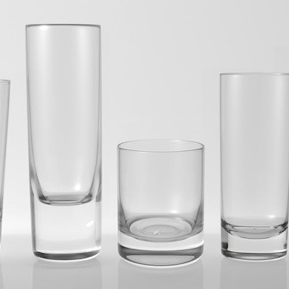 Glass Pack Collection 05