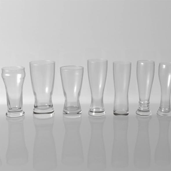 Glass Pack Collection 06