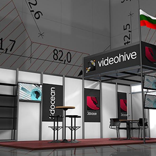 Amaizing Exhibition Pavilion 3