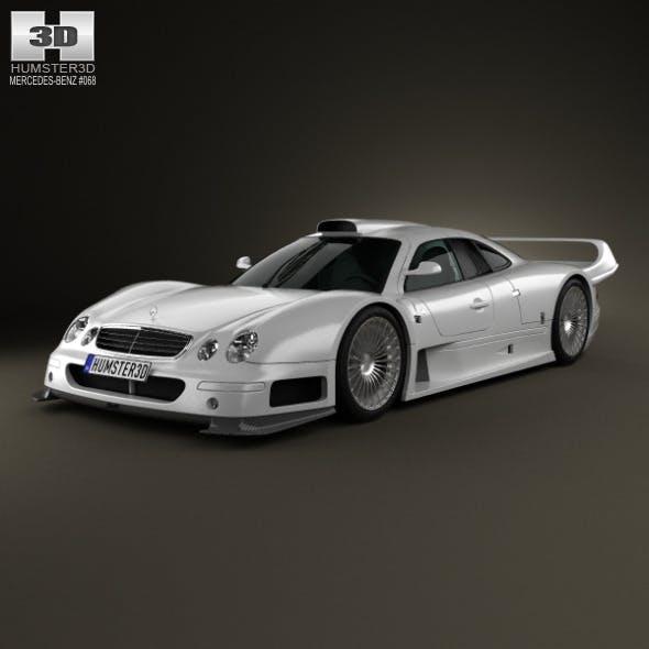 Mercedes-Benz CLK-class GTR AMG 1999