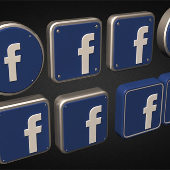 Facebook Logo Collection