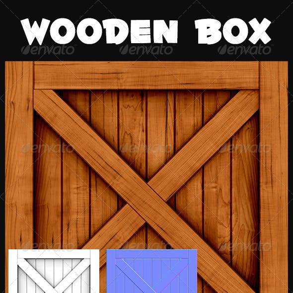 Wooden Box Textures