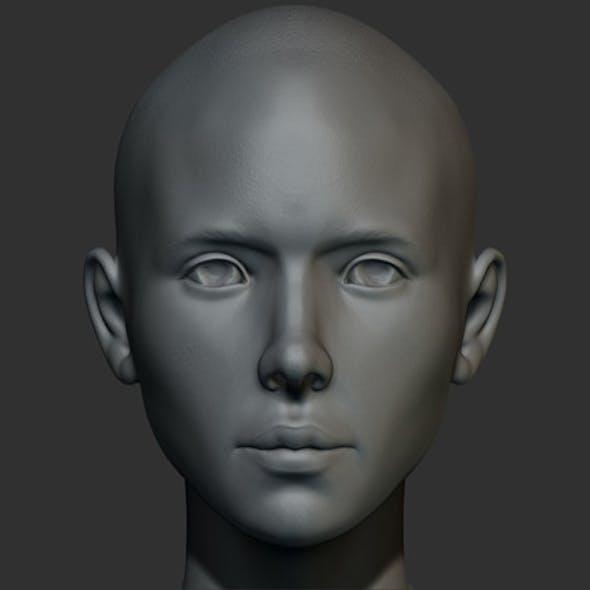 Female Anatomy Model Angela