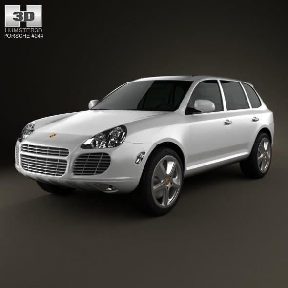 Porsche Cayenne S 2003 - 3DOcean Item for Sale
