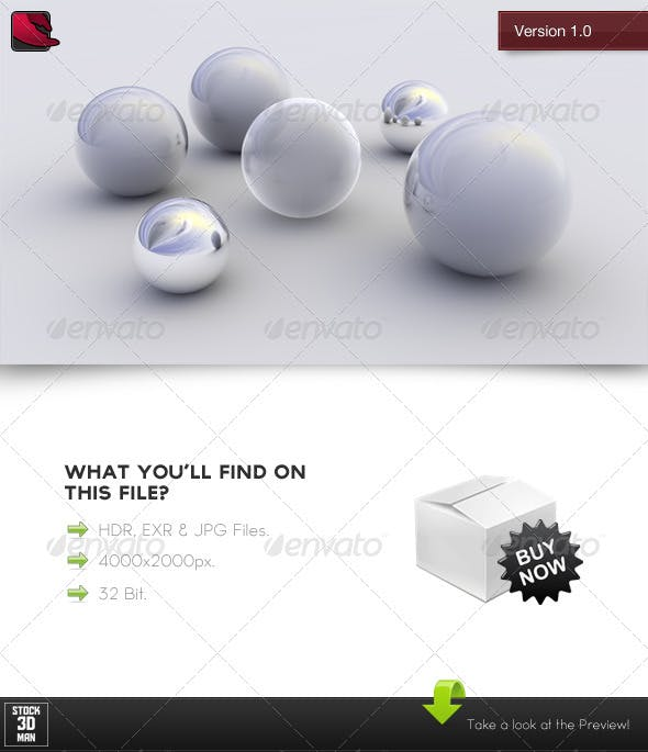HDRi Sky Light 2 - Twilight - 3DOcean Item for Sale