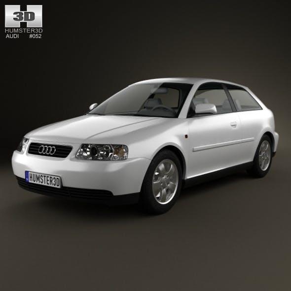 Audi A3 (8L) 3-door 2003