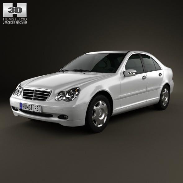 Mercedes-Benz C-class (W203) sedan 2005