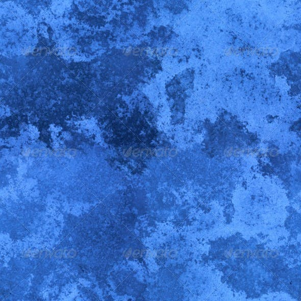 Deep And Blue Ice Texture