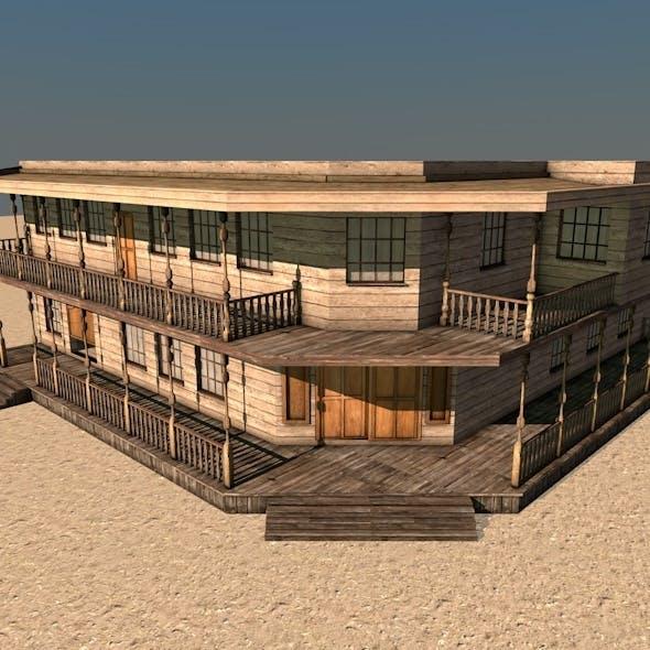 Western Building C