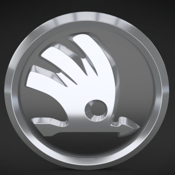 Skoda Logo (2011)