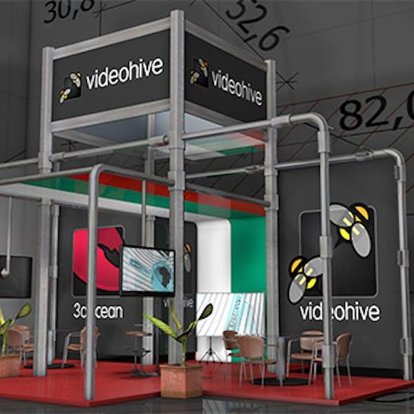 Amaizing Exhibition Pavilion 4