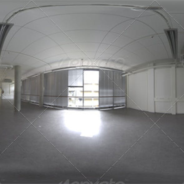 Industrial Area HDRI - Classroom