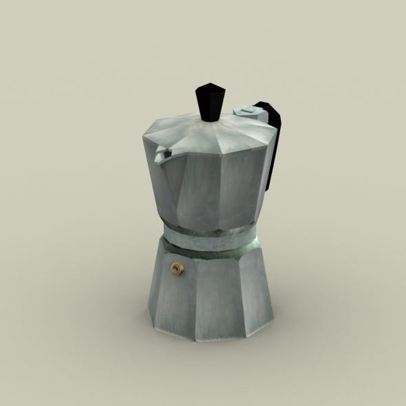 Moka Pot- Coffe Maker