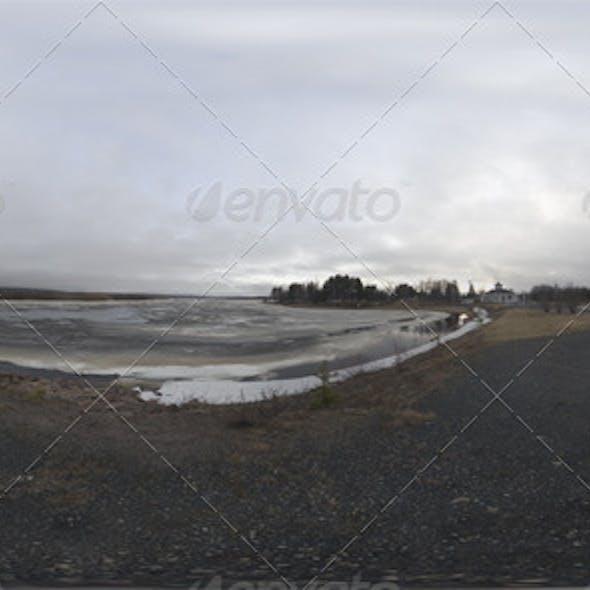 Nature HDRI - River Shore