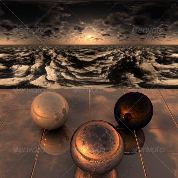 Desert 27 - 3DOcean Item for Sale