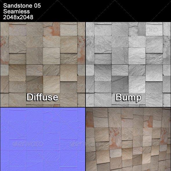 Sandstone Seamless Texture 05