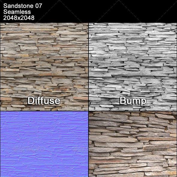 Sandstone Seamless Texture 07
