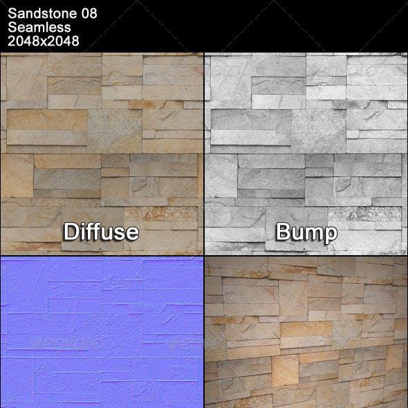 Sandstone Seamless Texture 08