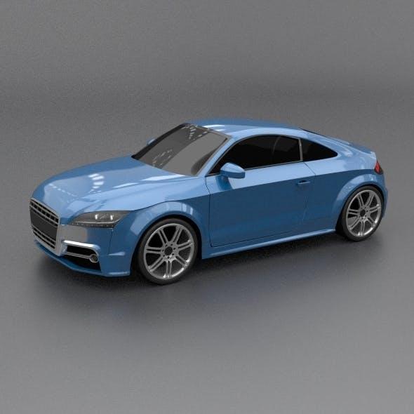 Audi tts 2011 restyled