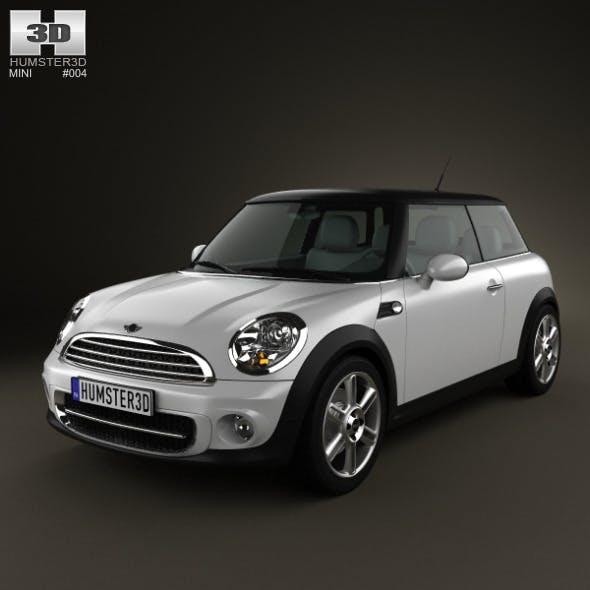 Mini Cooper 2011 - 3DOcean Item for Sale