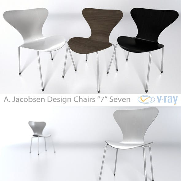 Arne Jacobsen 7 chair