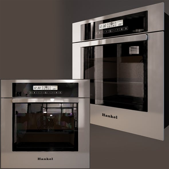 Oven - 3DOcean Item for Sale