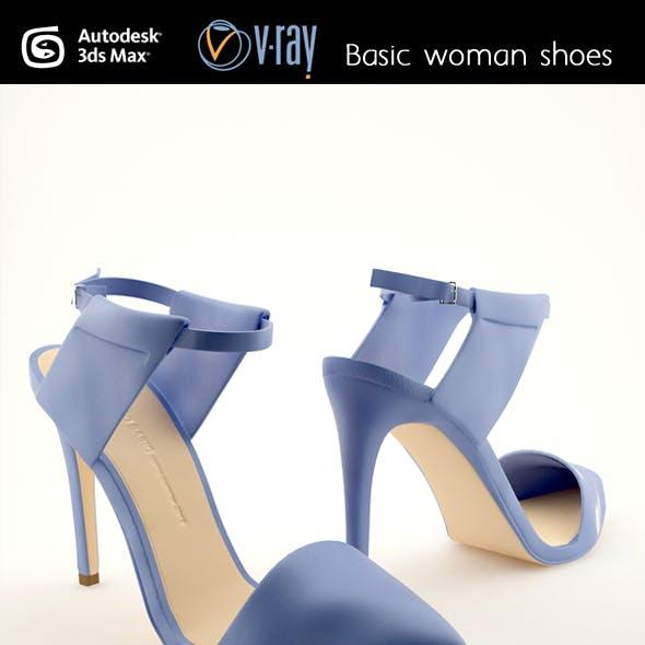 Basic Woman Shoes