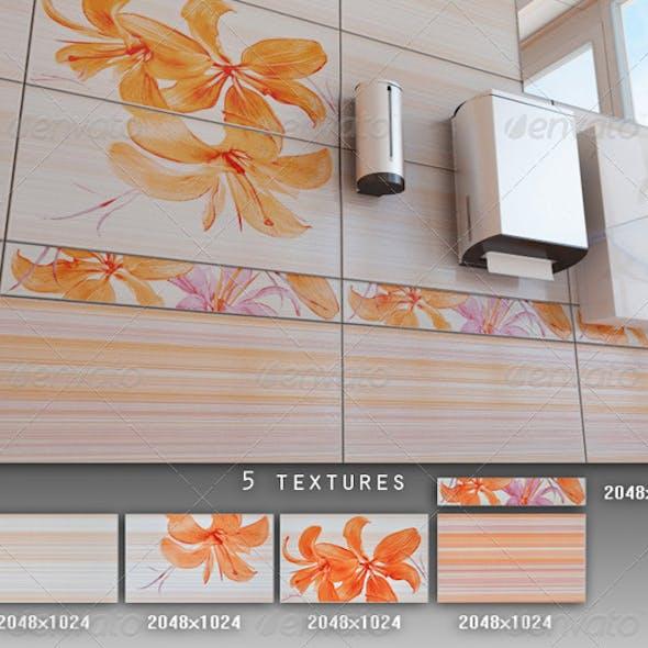 Professional Ceramic Tile Collection C008