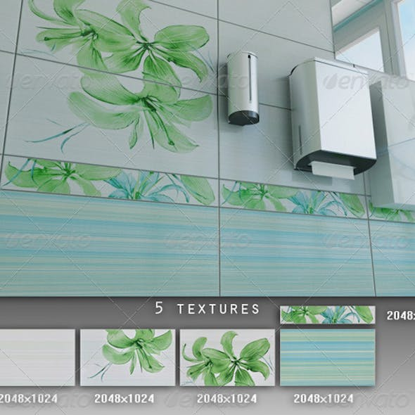 Professional Ceramic Tile Collection C006