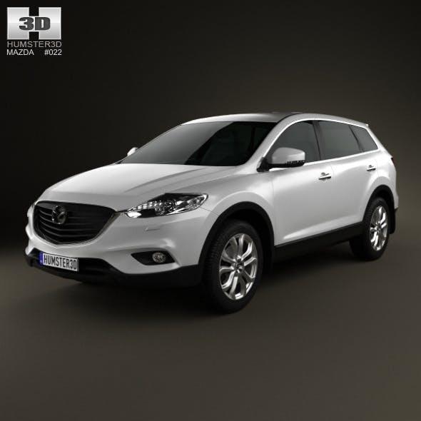 Mazda CX-9 2013 - 3DOcean Item for Sale