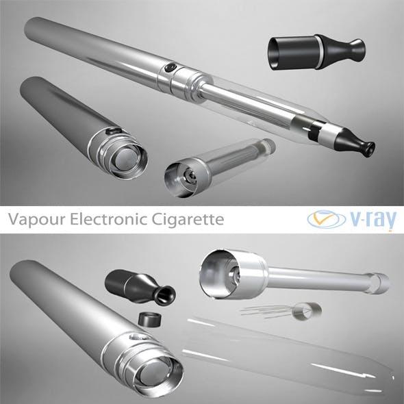 Vapour Electronic Cigarette - 3DOcean Item for Sale