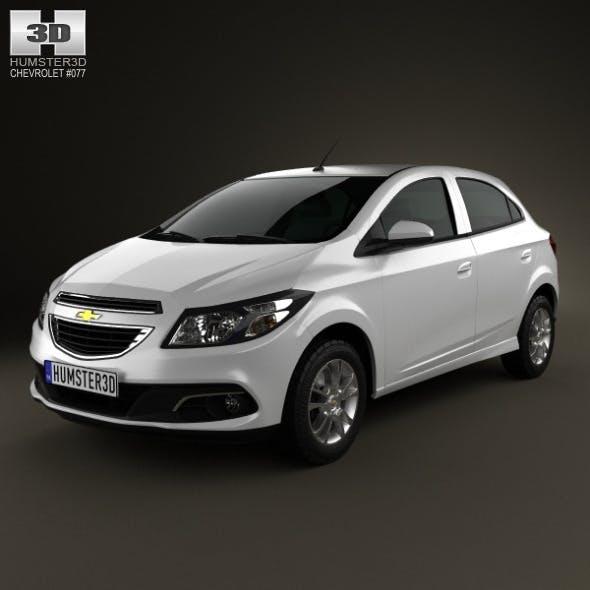 Chevrolet Onix 2013 - 3DOcean Item for Sale