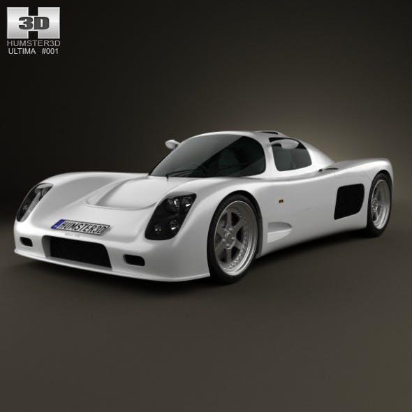 Ultima GTR 2009