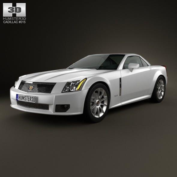 Cadillac XLR 2009 - 3DOcean Item for Sale