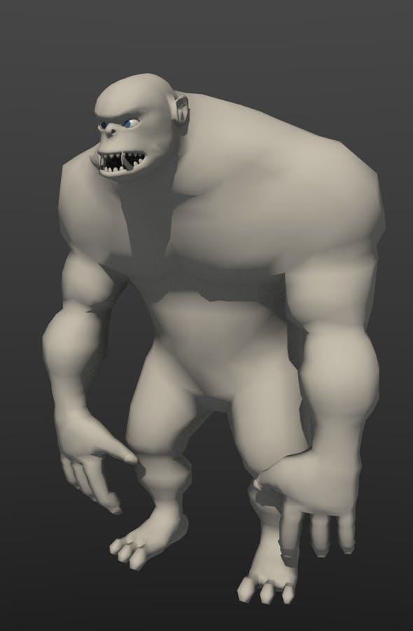 Orka Base Mesh - 3DOcean Item for Sale