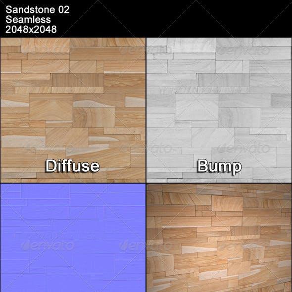 Sandstone Seamless Texture 02