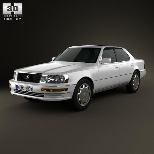Lexus LS (XF10) 1989