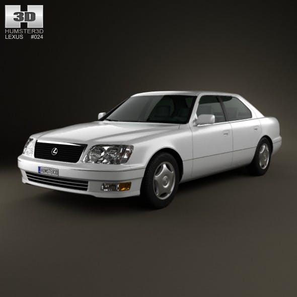 Lexus LS (XF20) 1997