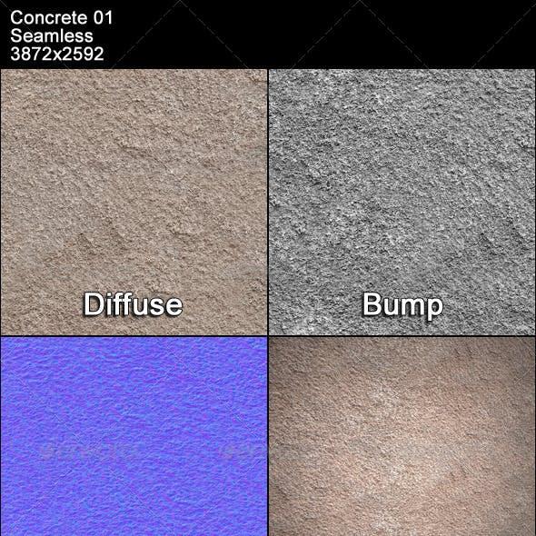 Concrete 01 Tileable