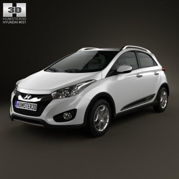 Hyundai HB20X 2013 - 3DOcean Item for Sale
