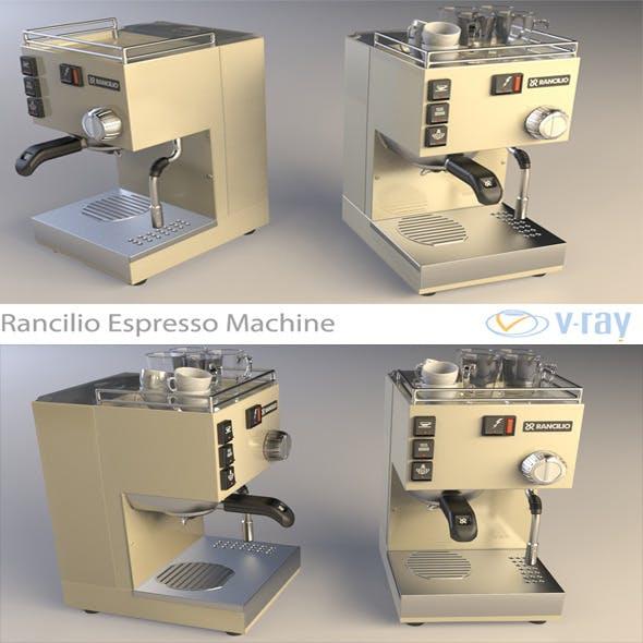 Rancilio Espresso Machine - 3DOcean Item for Sale
