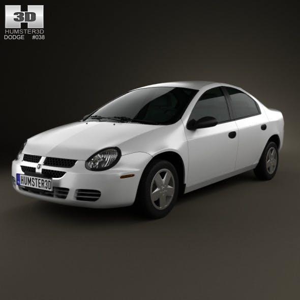 Dodge Neon 2005 - 3DOcean Item for Sale